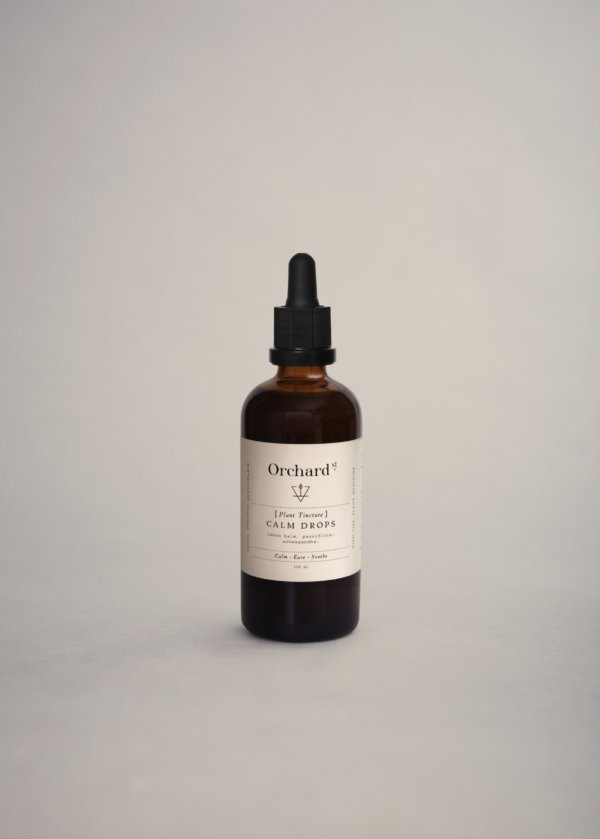 Calm and Stress drops herbal tincture